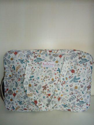 maleta grande blanco f